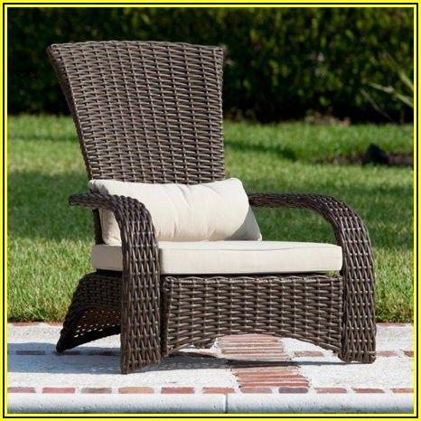 Patio Sense Coconino Wicker Chair