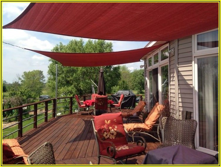 Patio Shade Sails Home Depot