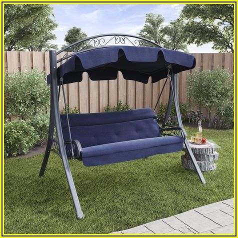 Patio Swings With Canopy At Walmart