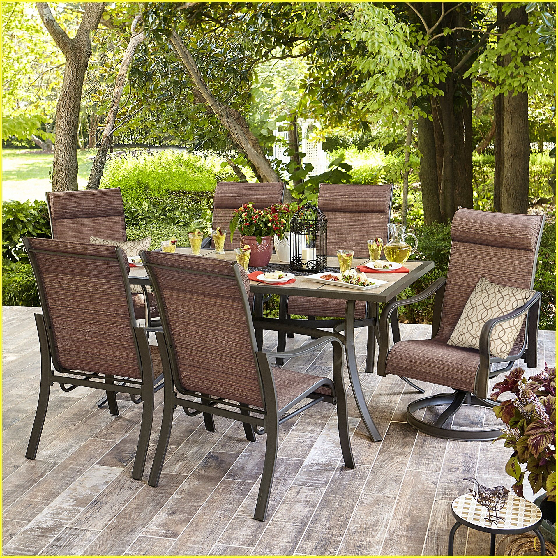 Patio Table And Chairs Kmart