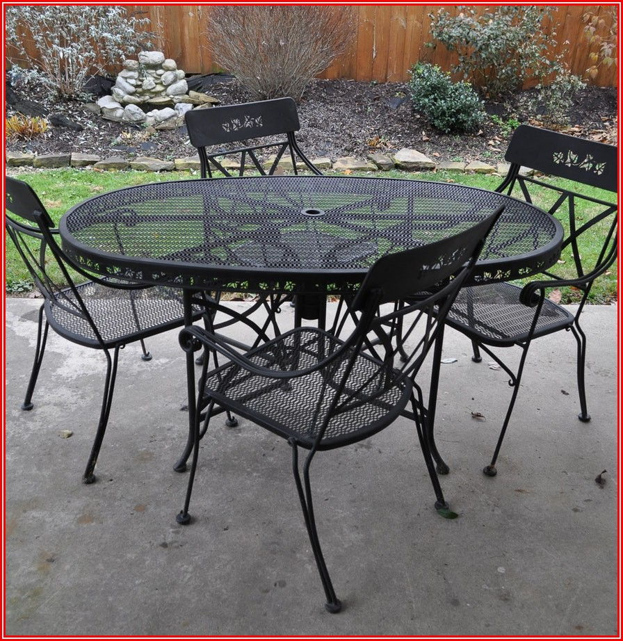 Patio Table For 4