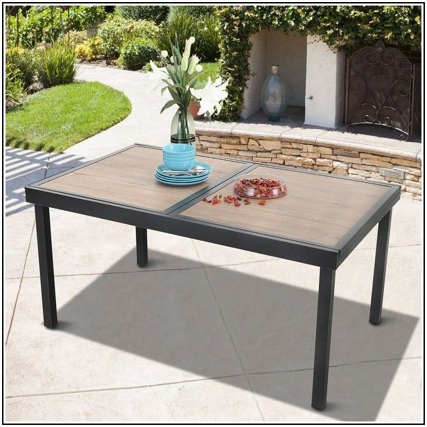 Patio Table For 6 8
