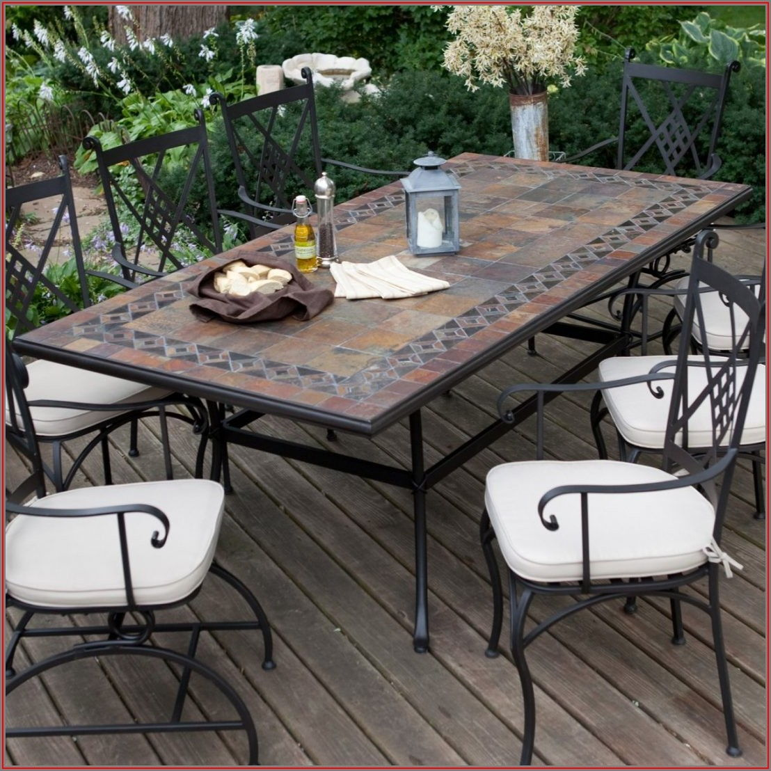 Patio Table Glass Replacement Ideas