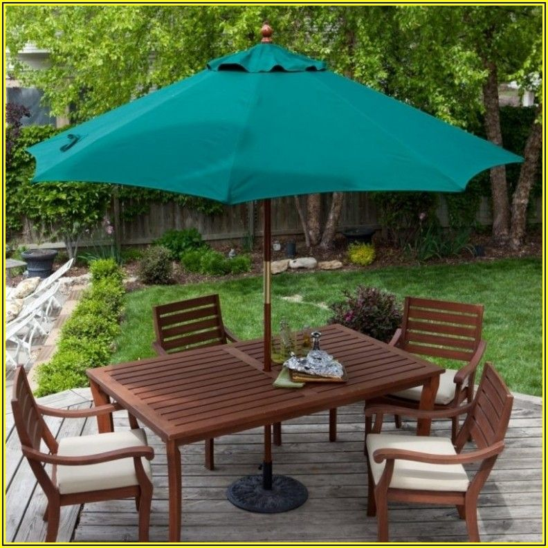 Patio Table Umbrella Menards