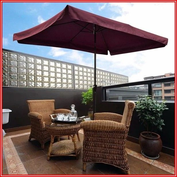 Patio Umbrella 10 X 6