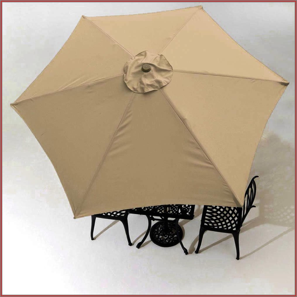 Patio Umbrella Canopy Replacement 8 Ribs
