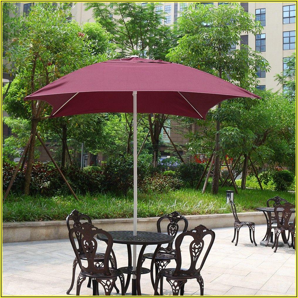 Patio Umbrella Steel Pole