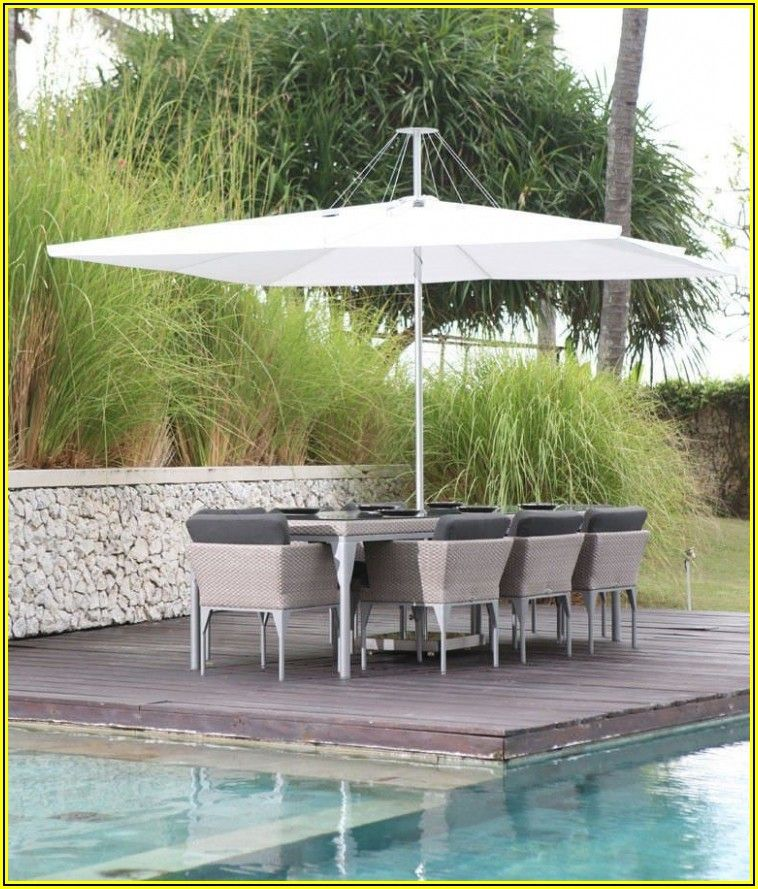 Patio Umbrellas For Windy Areas