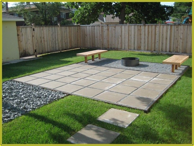 Paver Patio On Sloped Yard