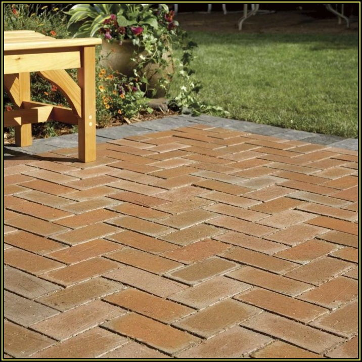 Pavers Over Uneven Concrete Patio