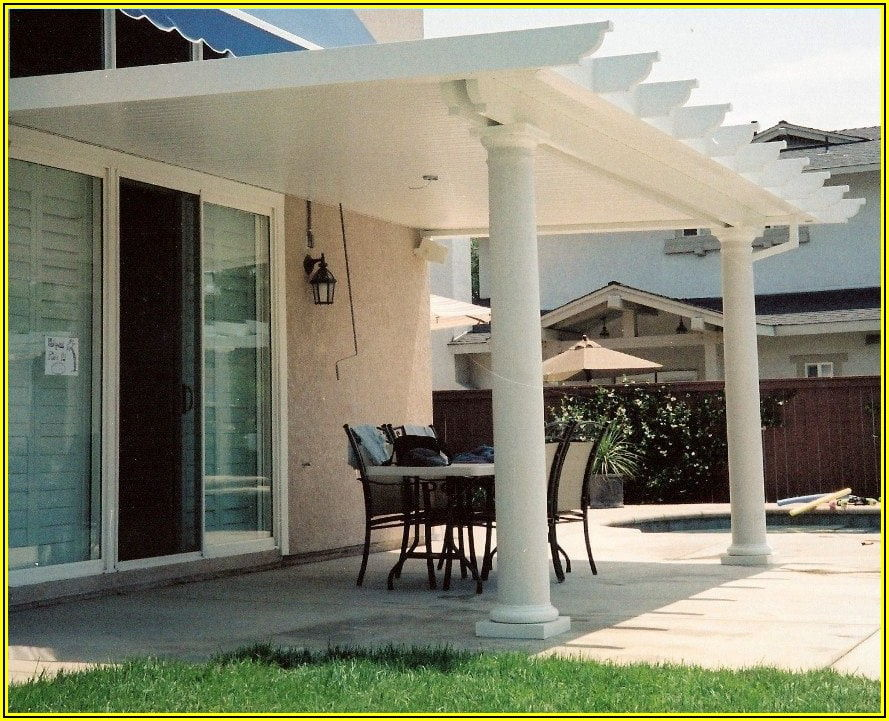 Payless Patio Aluminum Patio Covers