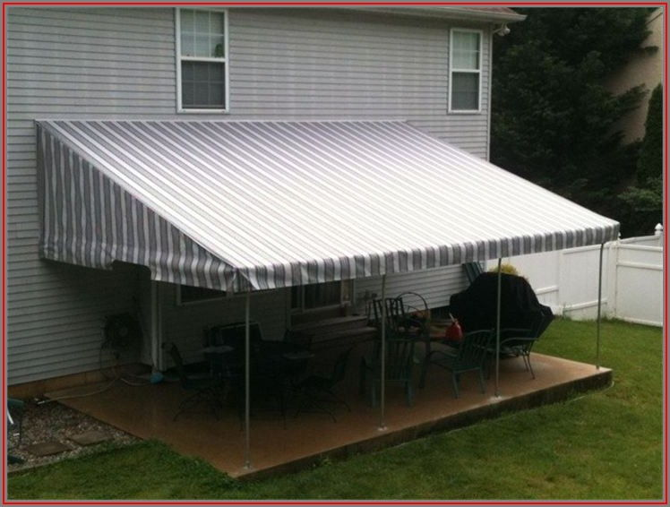 Permanent Awnings For Patios