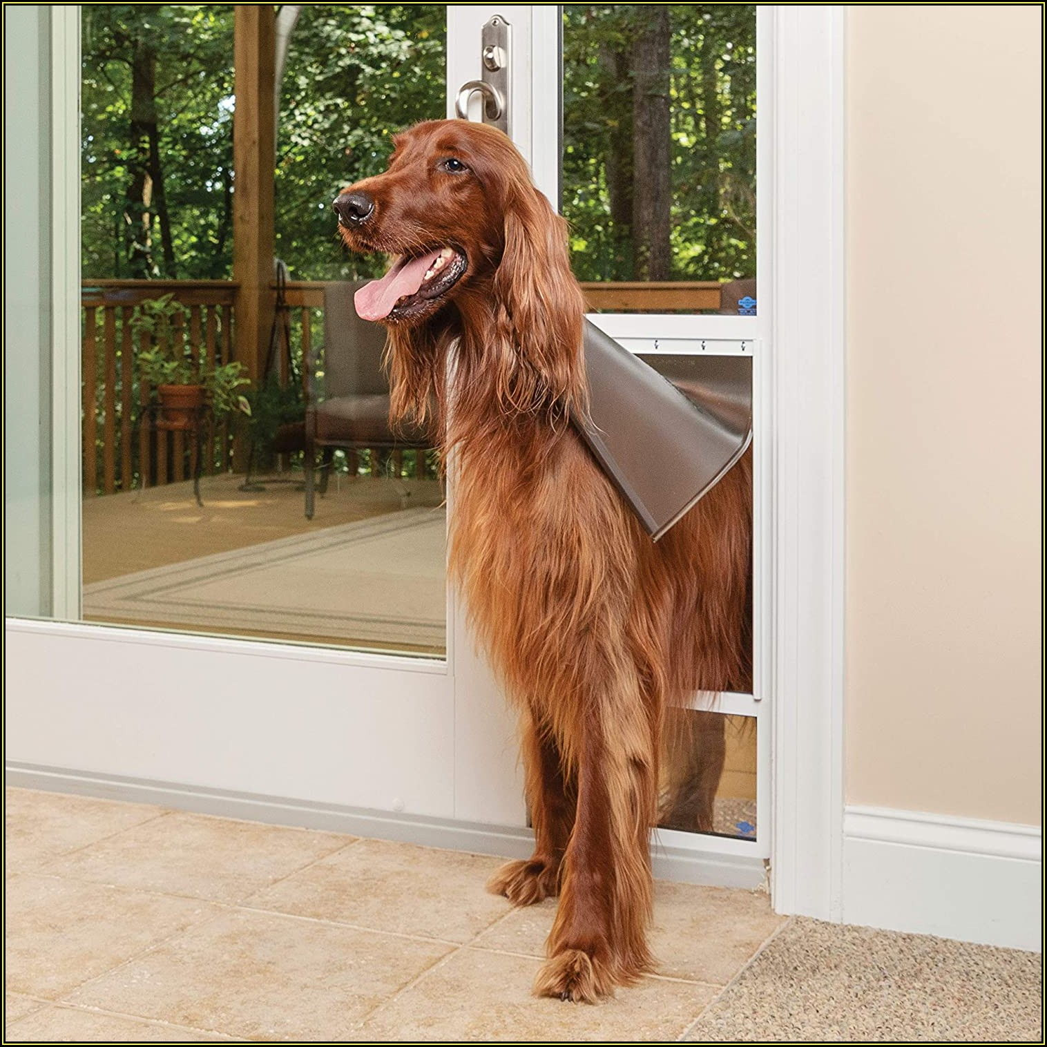 Petsafe Freedom Patio Panel Pet Door 96