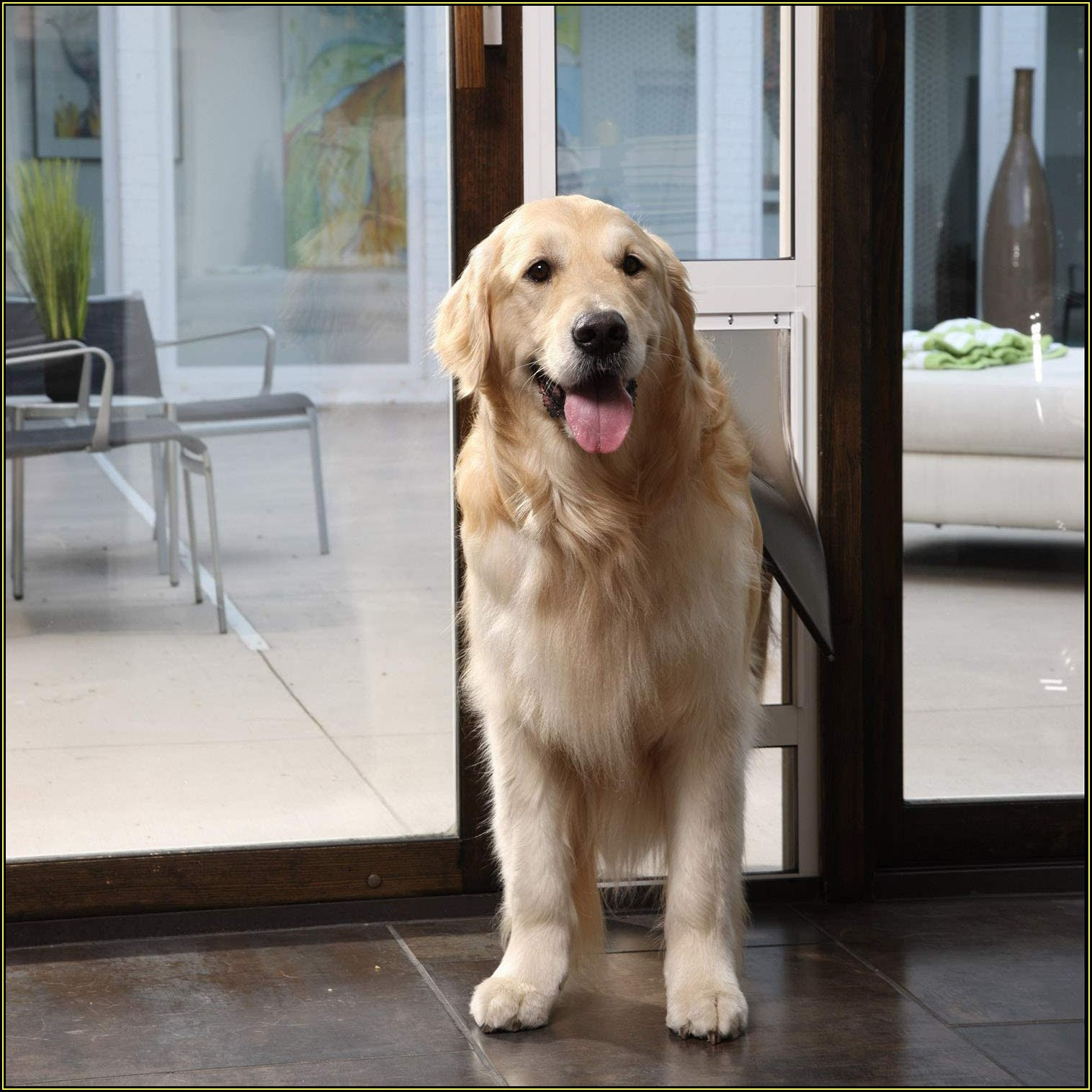 Petsafe Freedom Patio Panel Pet Door Installation