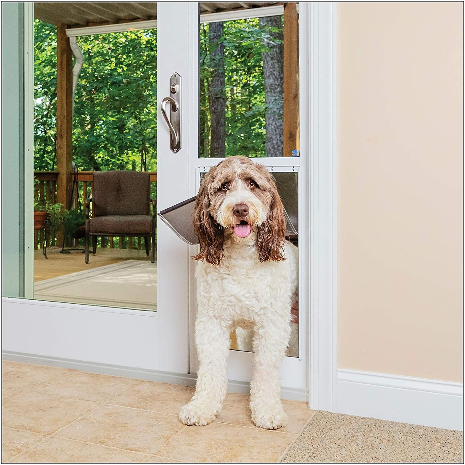 Petsafe Patio Panel Pet Door Large