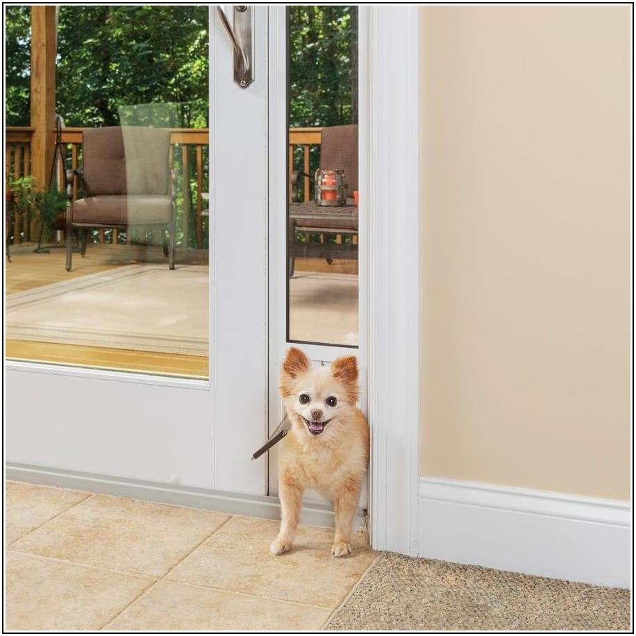 Petsafe Patio Panel Pet Door Small