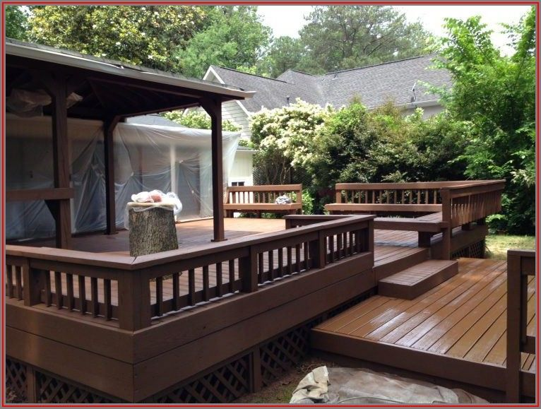 Pictures Of Patio Decks