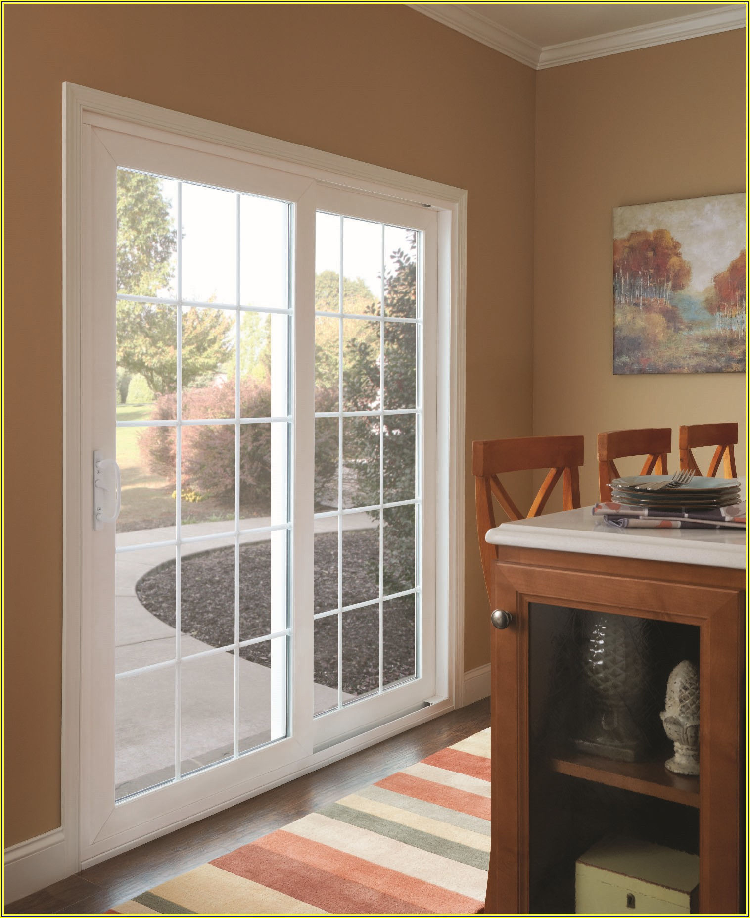 Pictures Of Sliding Patio Doors