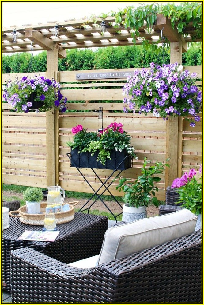 Pinterest Outdoor Patio Decorating Ideas