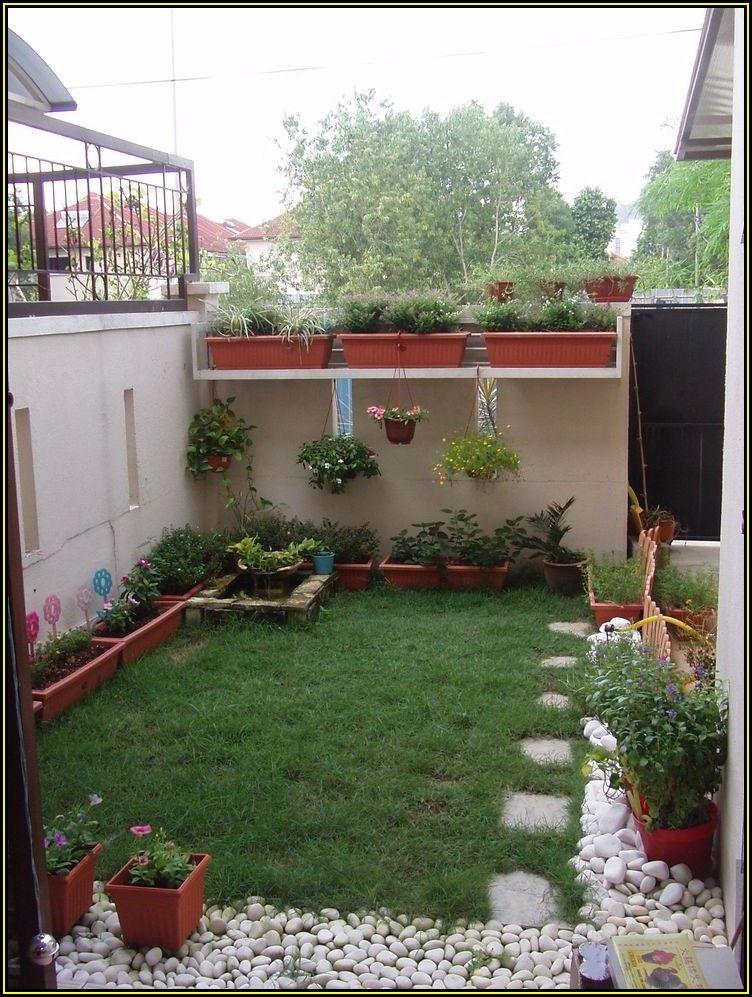 Pinterest Small Garden Patio Ideas