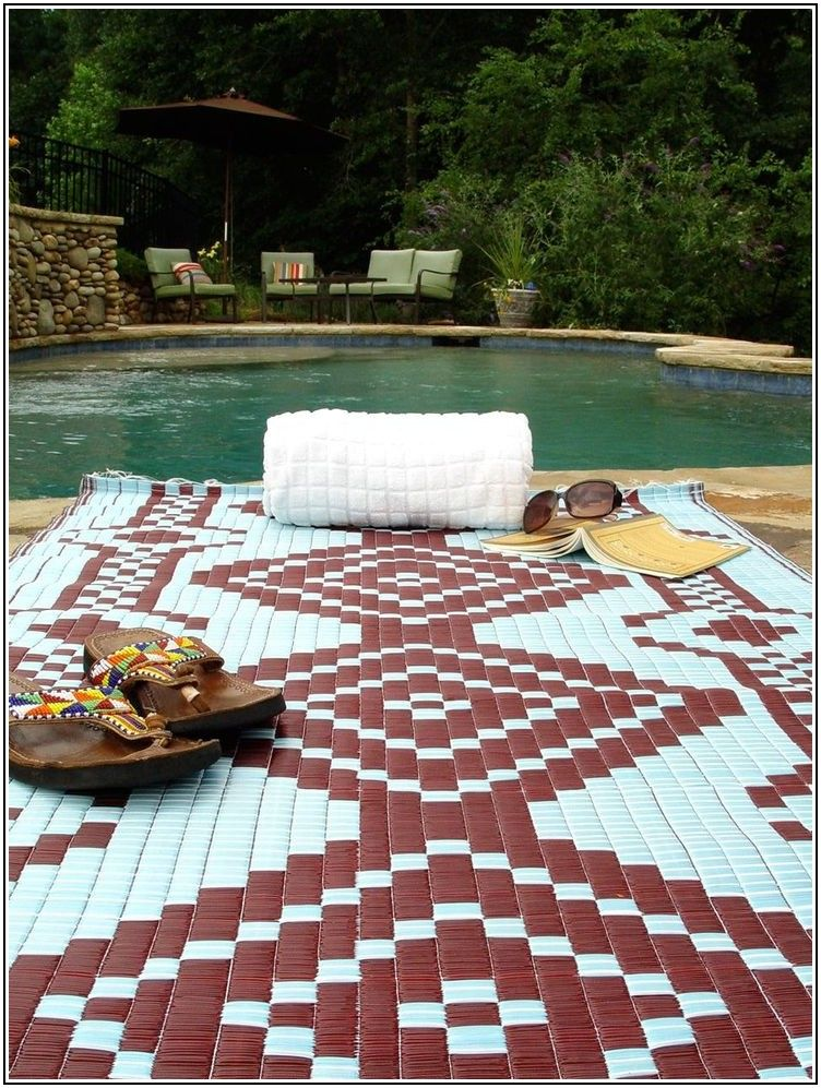 Plastic Outdoor Patio Rugs