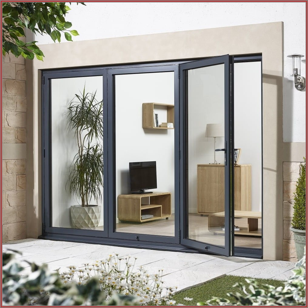 Pocket Sliding Patio Doors