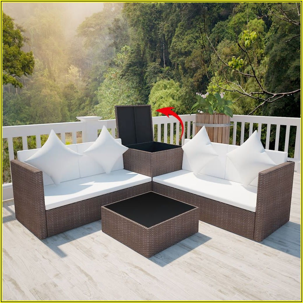 Poly Wicker Patio Furniture