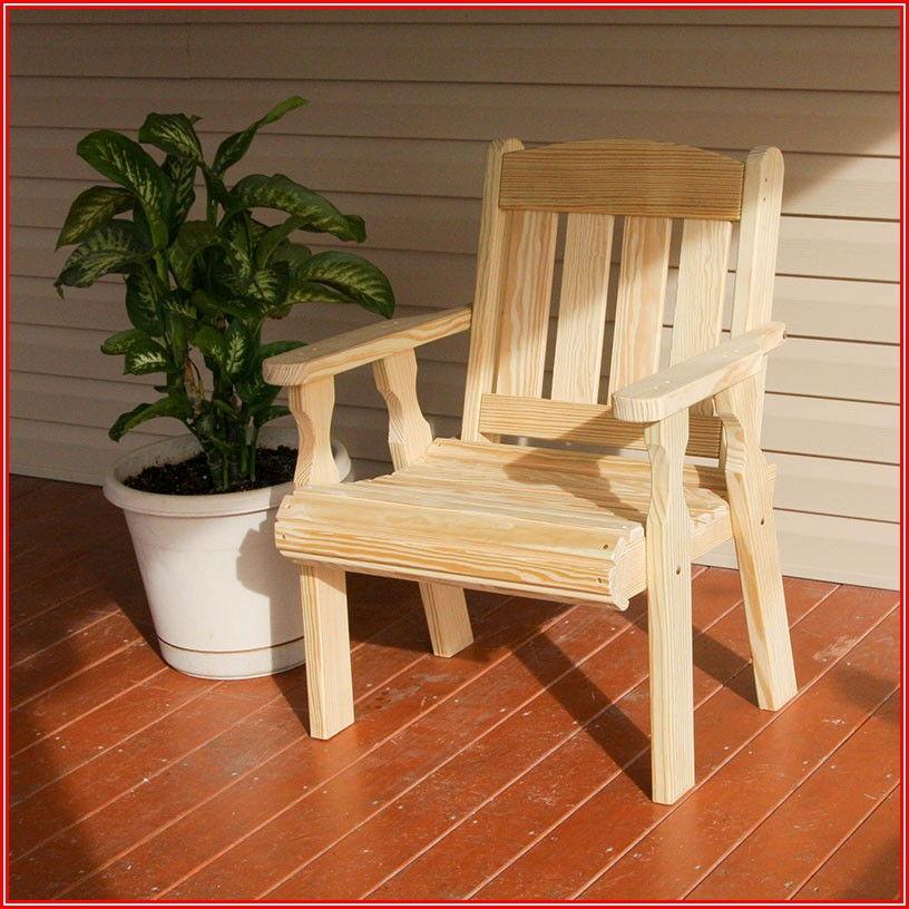 Pressure Treated Patio Furniture