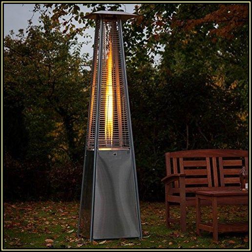 Pyramid Outdoor Patio Heater