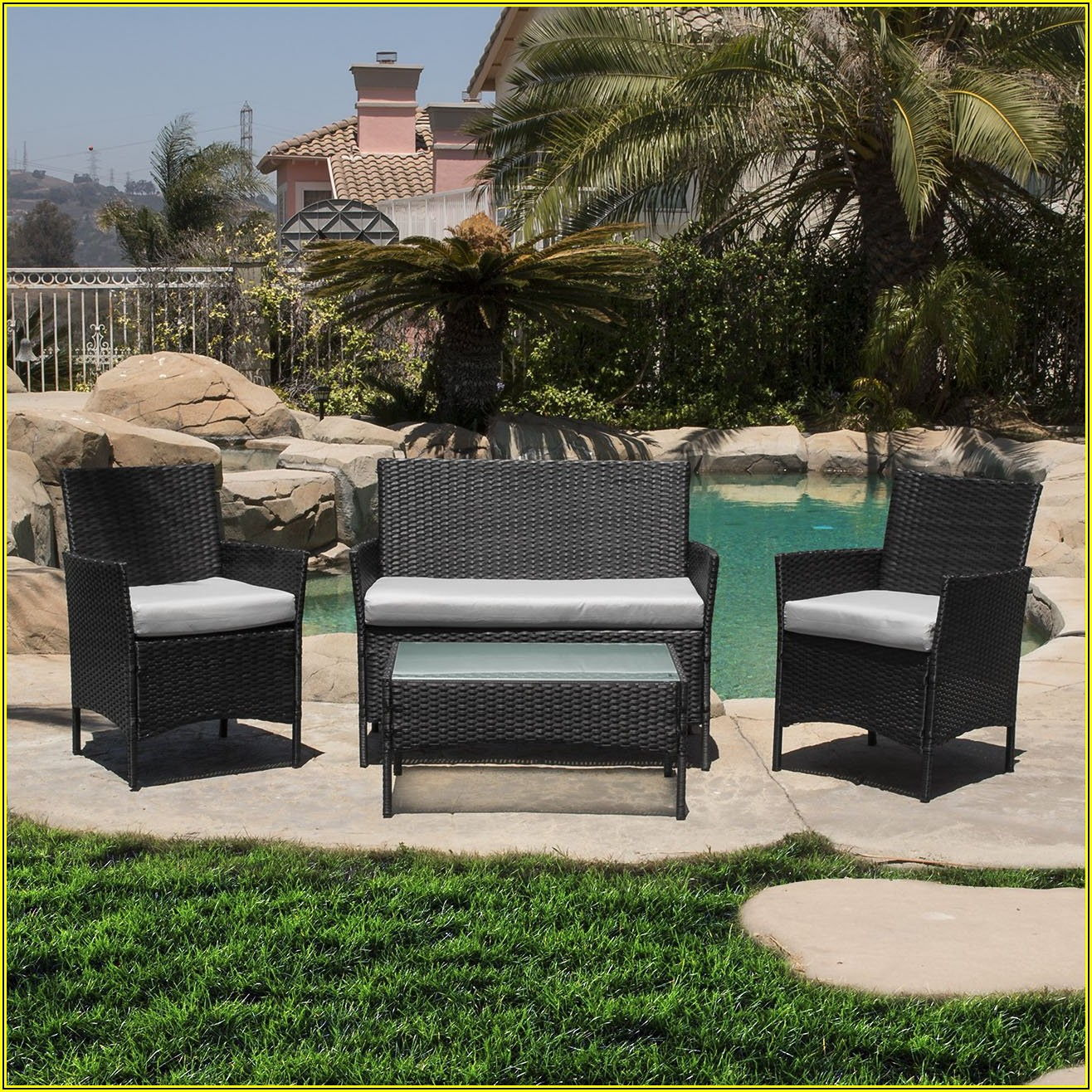 Rattan Outdoor Patio Sets