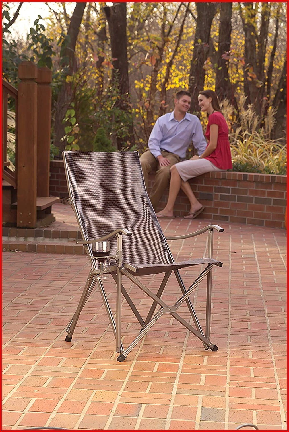 Recover Sling Patio Chairs