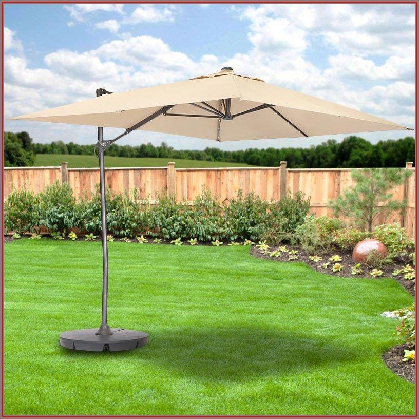 Rectangular Patio Umbrella Replacement Canopy