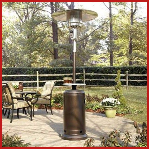 Reflector Shield For Patio Heater