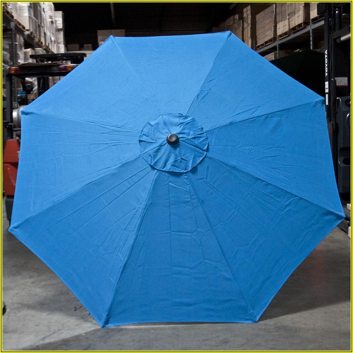Replacement Canopy For Patio Umbrella 8 Rib