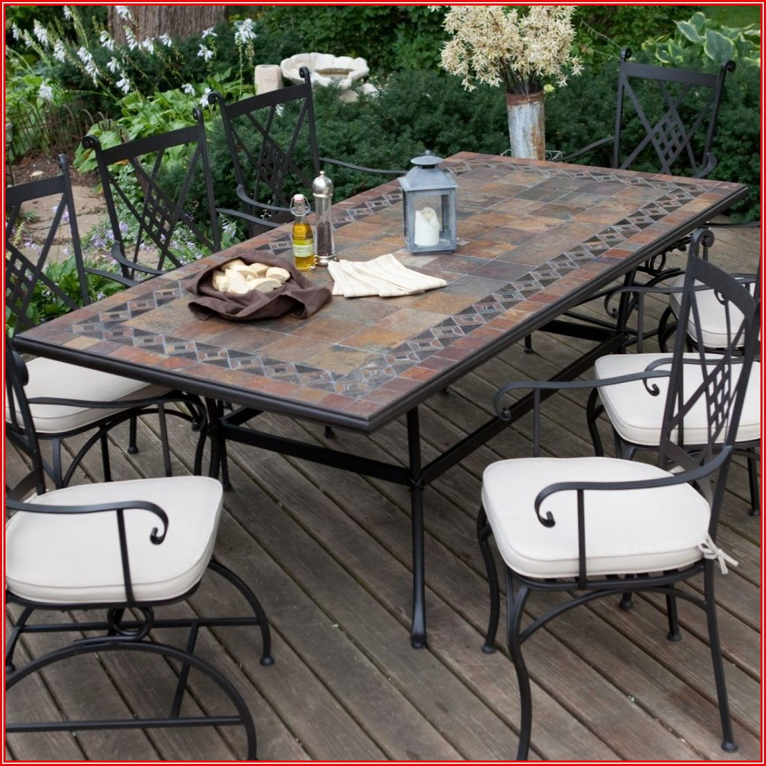 Replacement Tile For Patio Table Home Depot