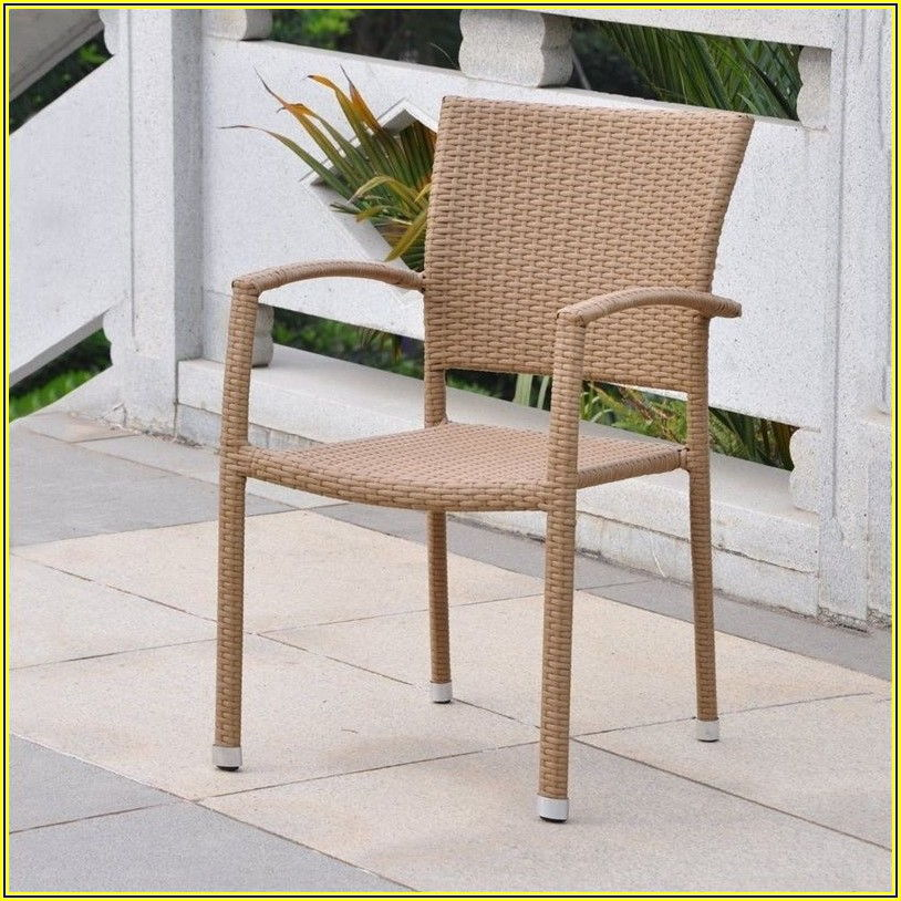 Resin Patio Dining Chairs