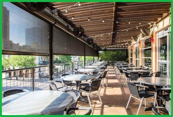 Restaurant Patio Enclosure Systems