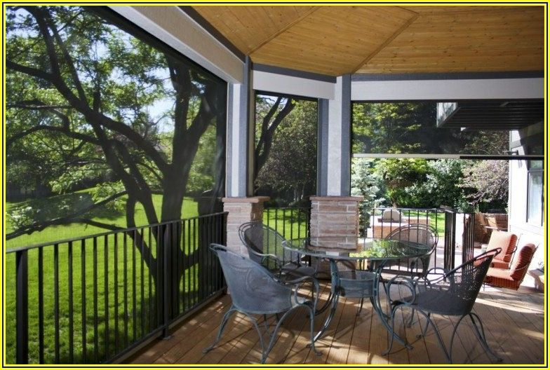 Retractable Insect Screens For Patio