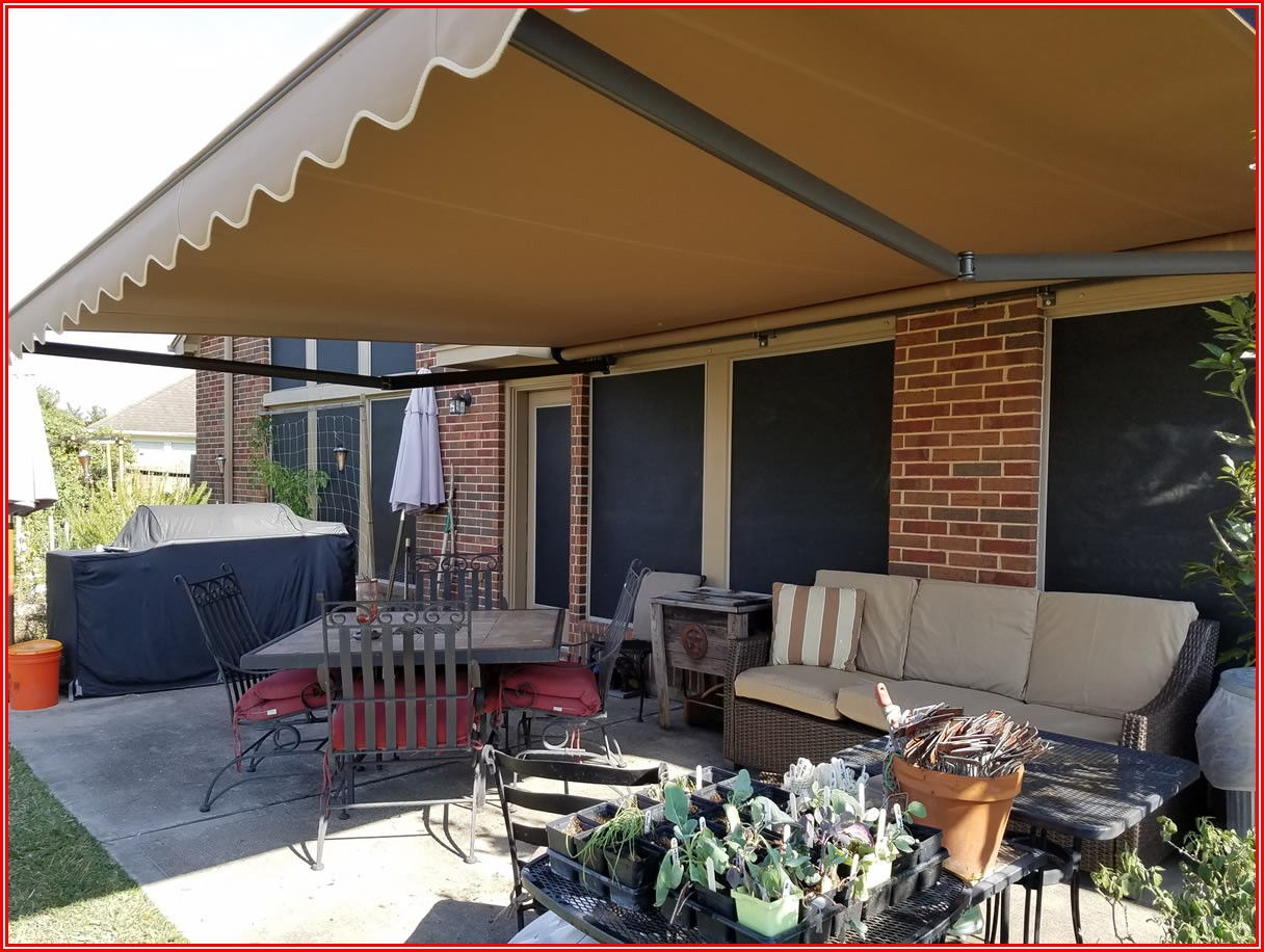 Retractable Patio Screens Dallas