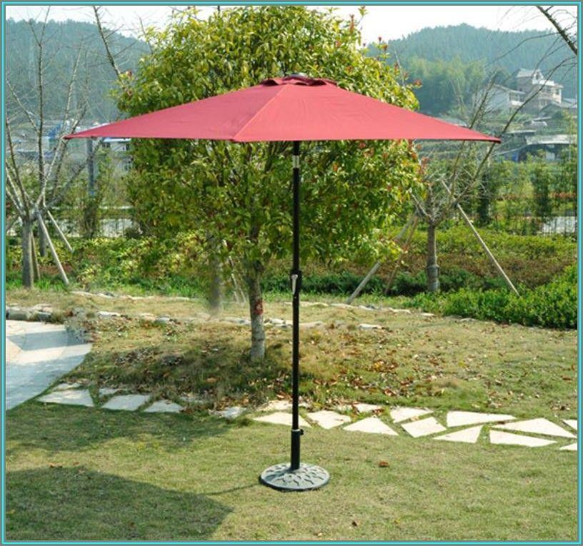 Sage Green Patio Umbrella