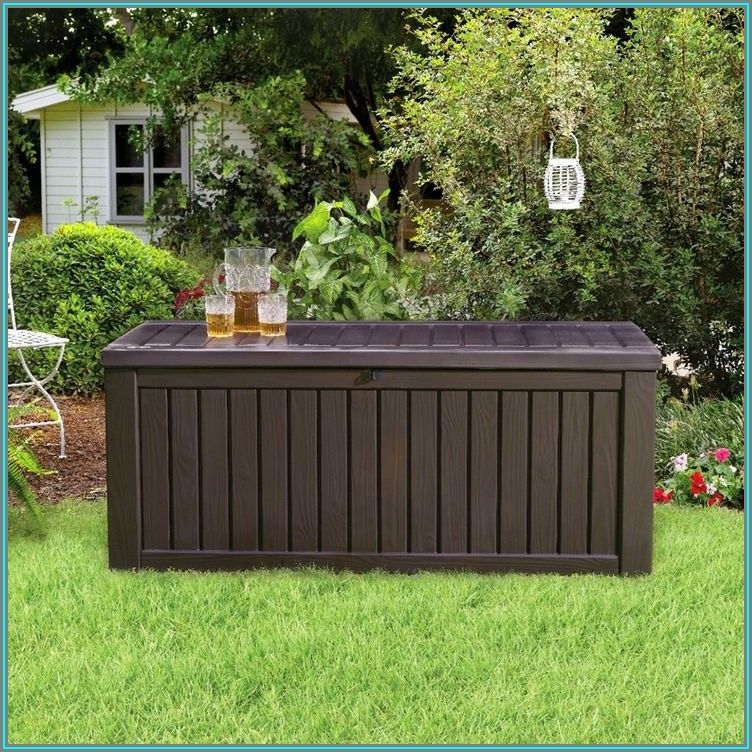 Sams Club Patio Storage Bench