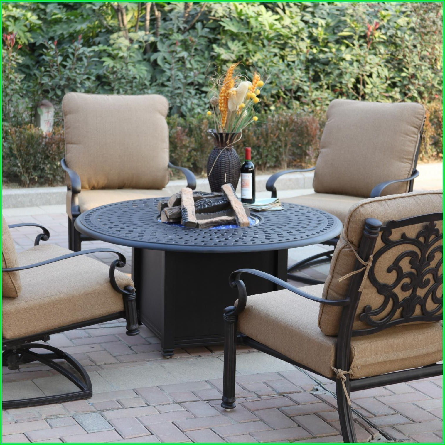 Santa Barbara Collection Patio Furniture