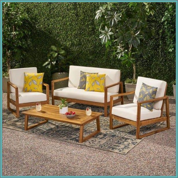 Scandinavian Design Patio Furniture