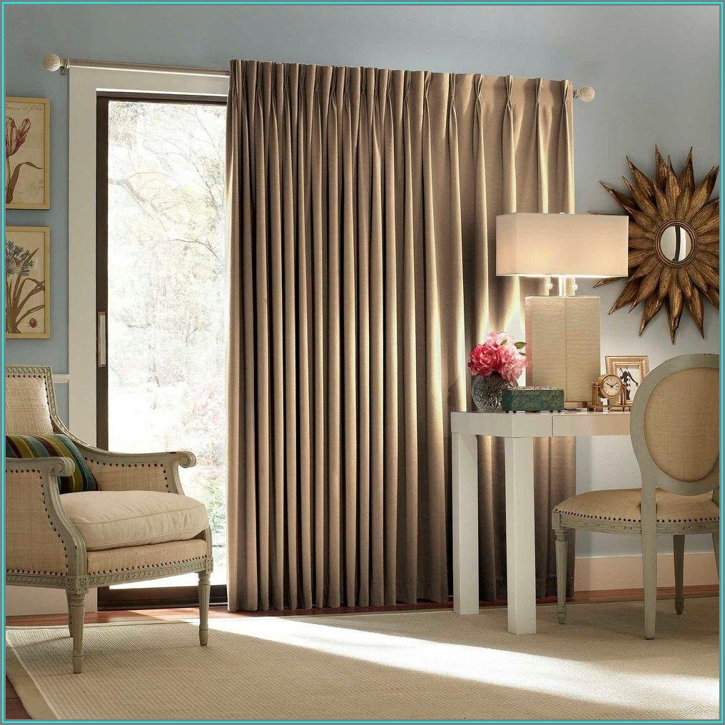 Screen Curtains For Patio Doors