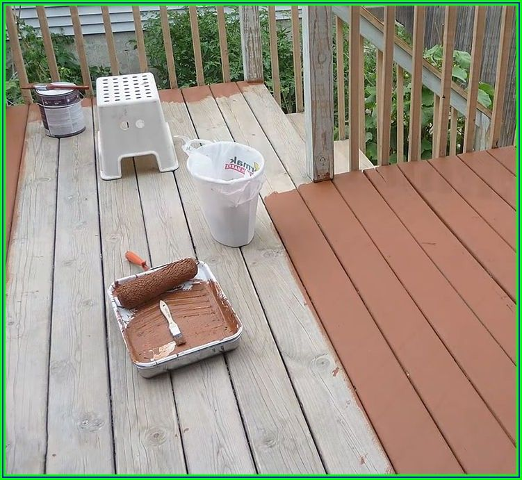 Sherwin Williams Concrete Patio Paint