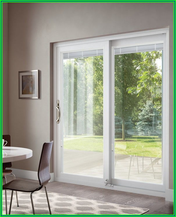 Simonton French Patio Doors