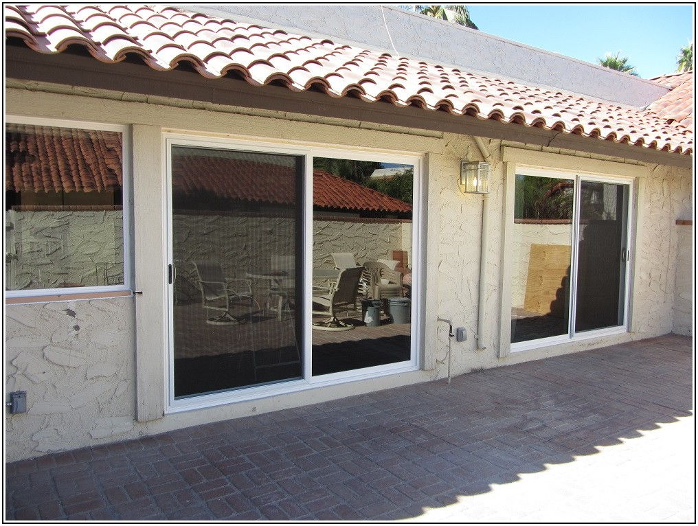 Simonton Sliding Patio Doors With Blinds