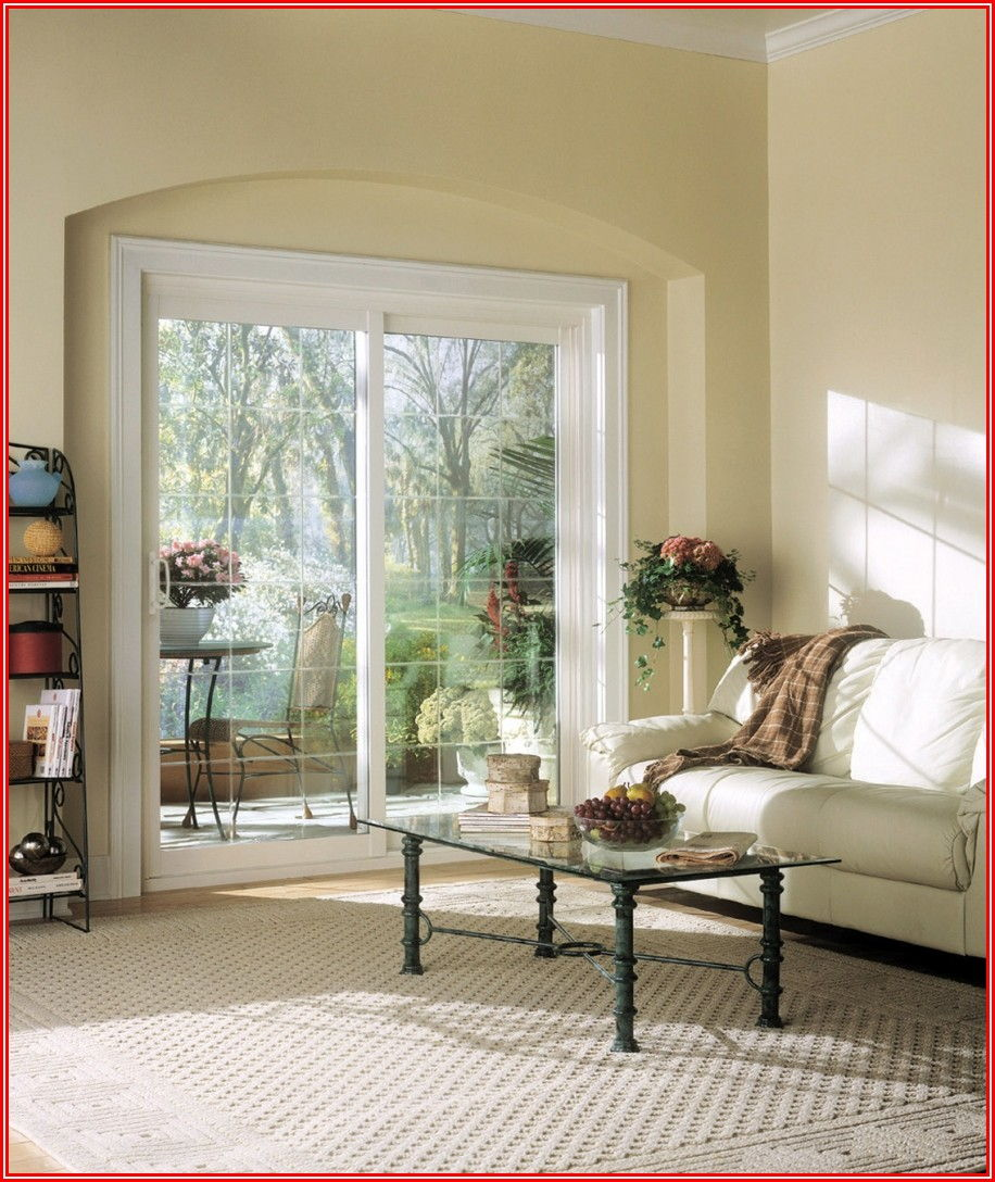 Sliding Patio Door Or French Doors