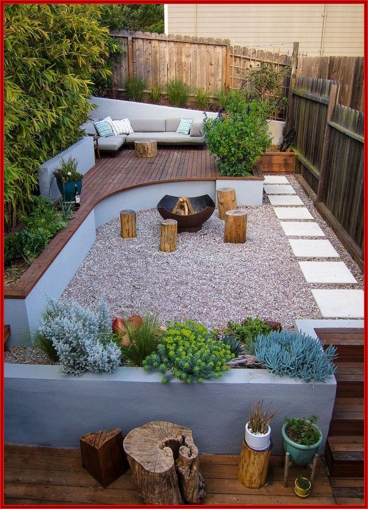Small Back Patio Design Ideas