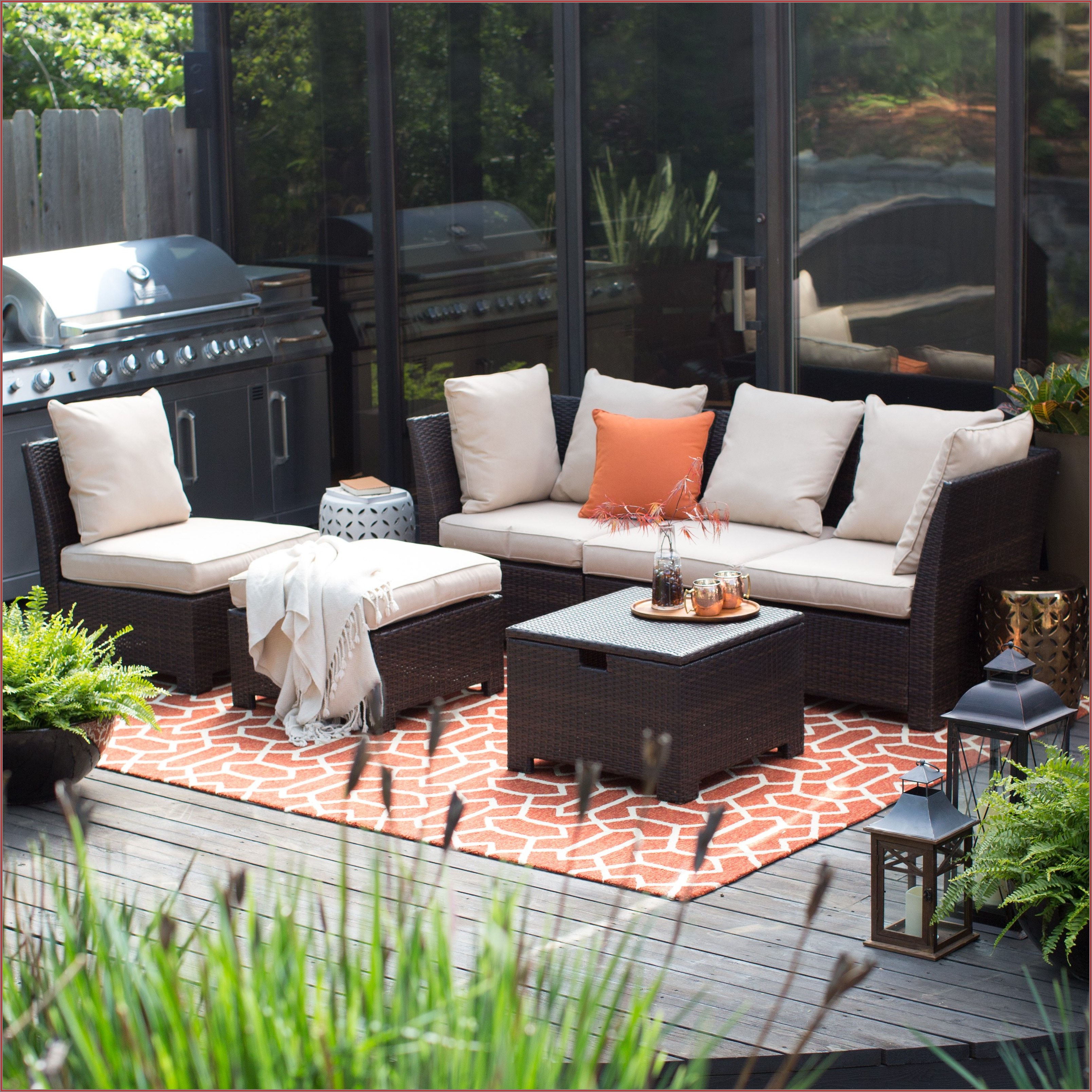 Small Patio Conversation Sets